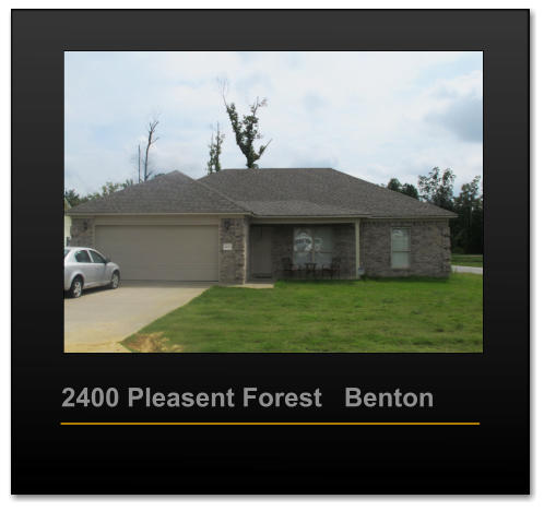 Forest Meadows Rental Properties
